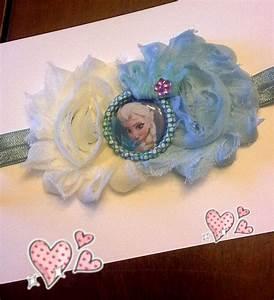 SALE disney princess frozen headband Princess Elsa Shabby ...