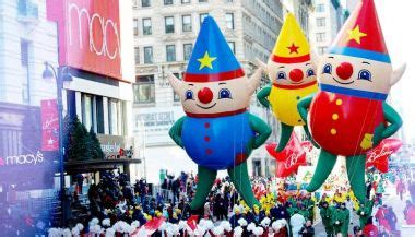 macys thanksgiving day parade  route map nbc tv