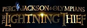 Percy Jackson and the Olympians: The Lightning Thief logo ...
