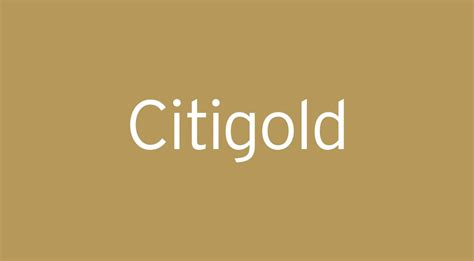 citigold checking account review  update higher