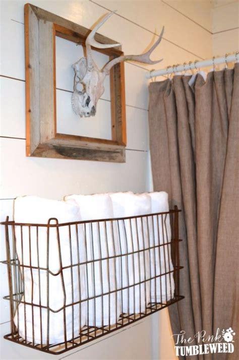 brilliant diy decor ideas   bathroom