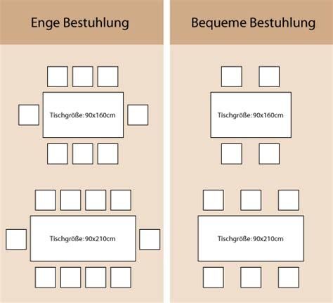 Tisch Für 8 Personen by Entscheidungshilfe Zur Tischgr 246 223 E
