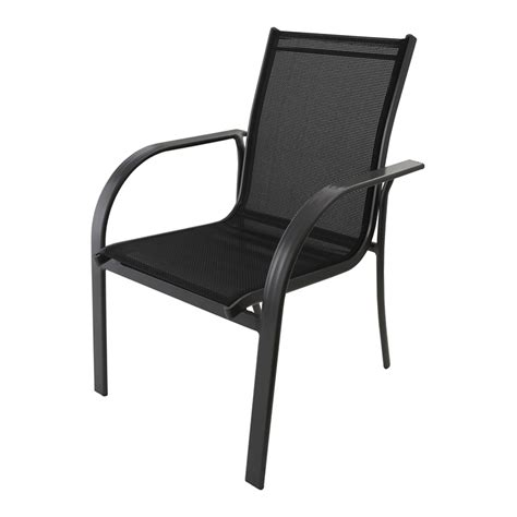 black sling patio chairs icamblog