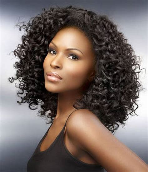 Curly Hairstyles For Black Hair by Curly Hair Styles Chocolate Informed