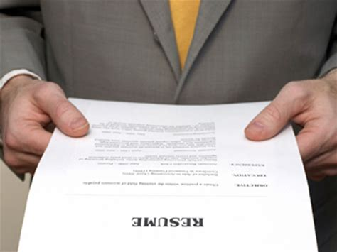 how to change your bad resume into a great resume