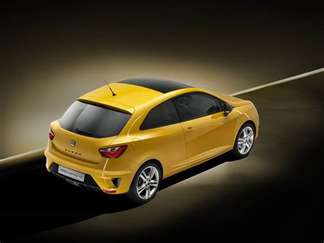 Seat Hatches Hot Little Ibiza Cupra Concept In Beijing W