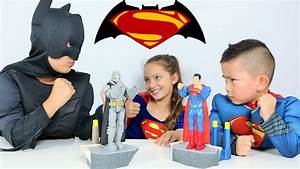 Batman Vs Superman Toys Dawn Of Justice Family children ...
