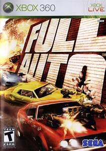 Full Auto  2006  Xbox 360 Credits