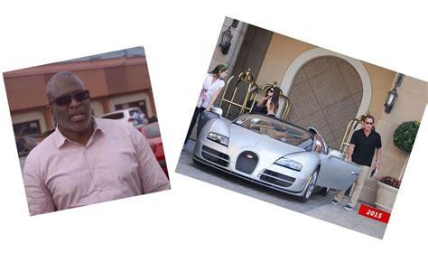 Movies games audio art portal community your feed. Nigerian Man Buys Arnold Schwarzenegger's Bugatti for U.S.$2.5 Million - allAfrica.com