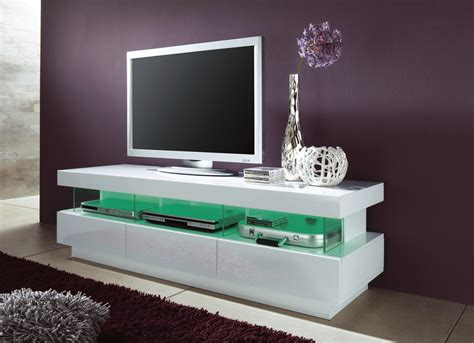meuble tele blanc pas cher 28 images organisation