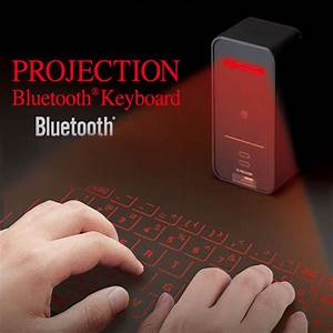 Atongm M1 Bluetooth Laser Projection Virtual Keyboard