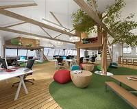interesting office room interior Creative workspace design | The Neighbourhood