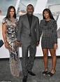 Idris Elba and his stunning wife Sabrina twin in all-black ...