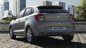 2015 Suzuki Baleno