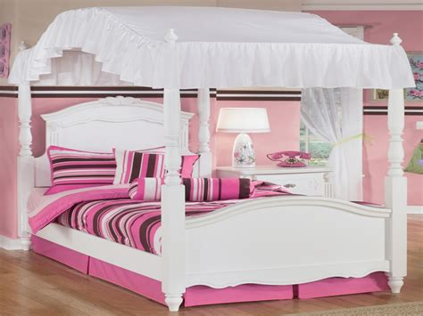 Twin Bed Canopies, Twin Canopy Bed For Teenagers Canopy