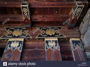 Wooden Ceiling Beams Stock Photos Wooden Ceiling Beams