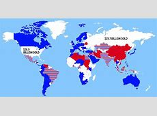 Arms Sales By The US And Russia Business Insider
