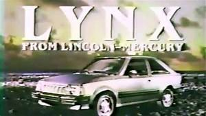 U00bb 1981 Mercury Lynx Commercial