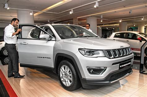 jeep compass diesel auto launch expected  january