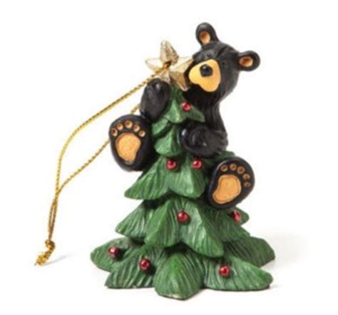 black bear christmas ornaments christmas planning