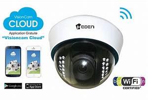 Camera Wifi Exterieur Sans Fil : pca france heden camera ip visioncam cloud sans fil ~ Dailycaller-alerts.com Idées de Décoration