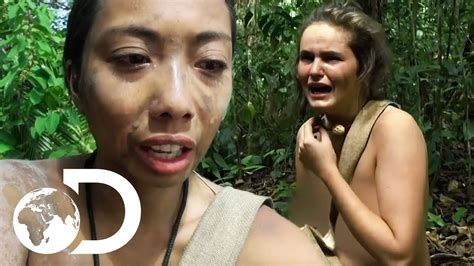 Most Shocking Moments From Season Naked And Afraid