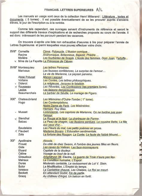 resume en francais prepa pour la pr 233 pa litt 233 raire