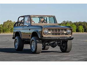 1972 Ford Bronco for Sale | ClassicCars.com | CC-1206537