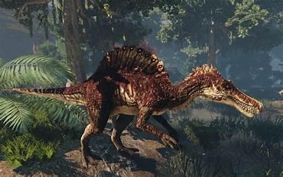 Spinosaurus Legendary Obi Sandstorm Wan Getwallpapers