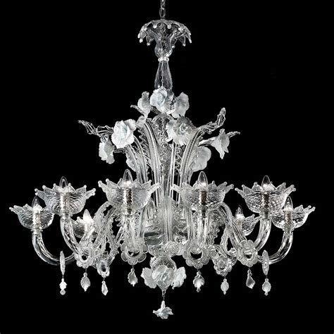 Chandeliers Glass by Biancaneve Chandelier Murano Glass Chandeliers
