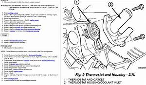 04 Dodge Stratus 2 7 Engine Diagram  04  Free Engine Image