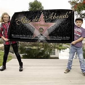 Mein Foto Xxl : persoenliches xxl banner star des abends ~ Orissabook.com Haus und Dekorationen