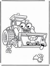 Bulldozer Bob Dessin Coloriage Imprimer Constructor Buldozer Dibujos Kleurplaat Chantier Builder Shovel Colorear Ligne Coloring Printable Bouwer Construction Artistique Cartoon sketch template