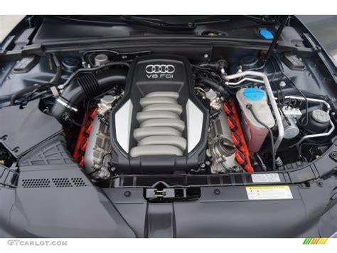 2011 Audi S5 4.2 Fsi Quattro Coupe Engine Photos