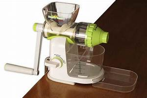Typhoon Manual Fruit And Wheatgrass Juicer