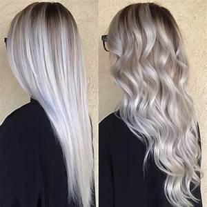 Ombre Hair Blond Polaire : sombre hair blond polaire fortuna coiffure facebook ~ Nature-et-papiers.com Idées de Décoration