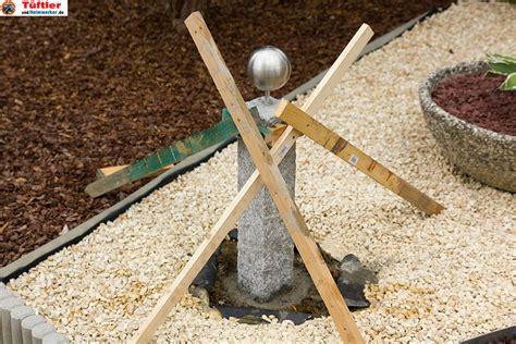 h anker wie tief einbetonieren gartendeko granits 228 ule und beton deko selbst gemachttueftler und heimwerker de
