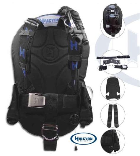Halcyon Dive Equipment by Halcyon Infinity Tec Divesysteme