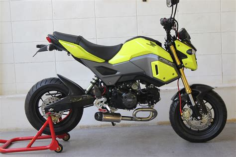 2017 Honda Grom Review