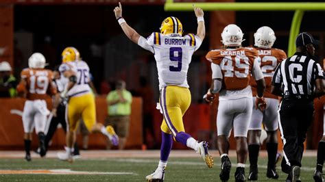 27+ Lsu Burrow  Pictures