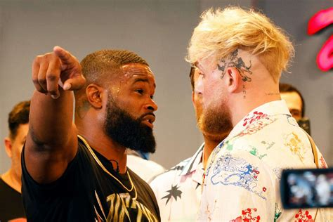 Jun 20, 2021 · jake paul has a potential legends fight in mind for the undercard of his upcoming boxing event with tyron woodley. Floyd Mayweather is helping UFC star Tyron Woodley train ...