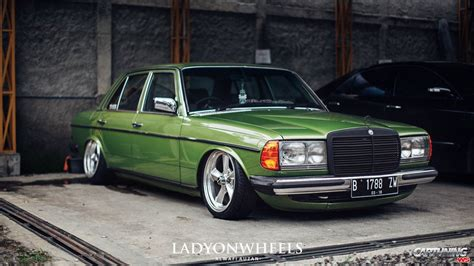 Tuning Mercedes-Benz 200 W123