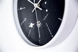 Solar System Clock - Anton Repponen - Museum of Design ...