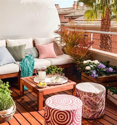set da terrazzo arredare il terrazzo con mobili moderni per un outdoor da