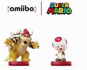 Everything About Nintendo39s Latest Wave Of Amiibo Figurines