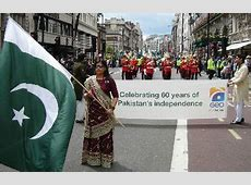 Pakistan Independence Day parade and festival in London