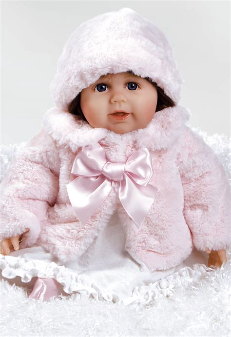 Beautiful Baby Contest Winner  Macie, 20 Inch Vinyl With