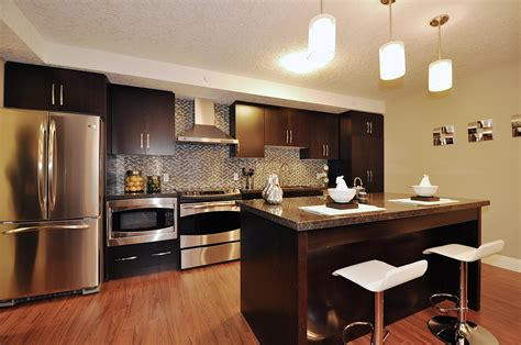 interior design kitchener reflections at laurelwood waterloo model condo designed
