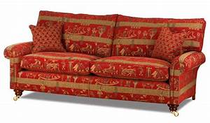 Klassische Sofas Im Landhausstil : landhaus sofa im englischen landhausstil handgefertigt ~ Michelbontemps.com Haus und Dekorationen