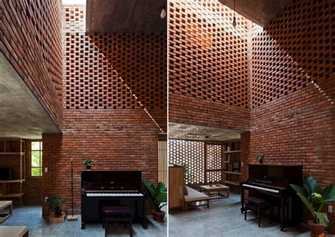 Amazing Walls by A Creative Brick House Controls The Interior Climate And
